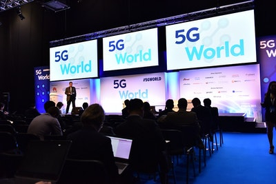 5G World Summit Theatre