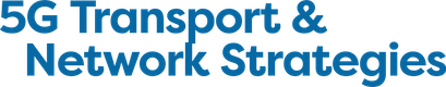 5G Transport & Networking Strategies