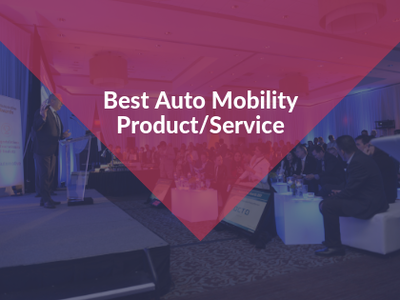 Best Auto Mobility Product/Service