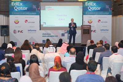 See the profile of the education practitioners who attend EdEx Qatar