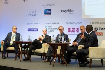 See the calibre of the education industry experts speaking at EdEx MENA