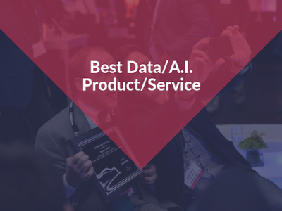 Best Data/A.I. Product/Service