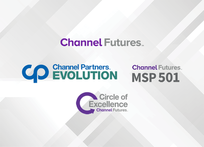 Channel Futures, Channel Partners Evolution, MSP 501 Awards, Circle of Excellence Awards