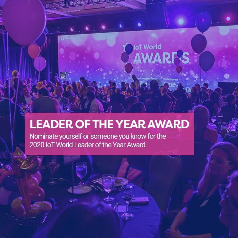 Leader of the Year Award