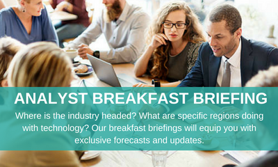 Analyst Breakfast Briefing
