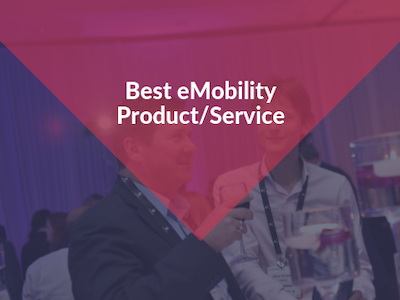 Best eMobility Product/Service