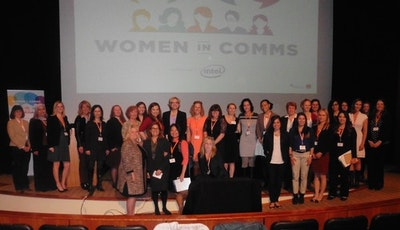 Women in Comms Luncheon at The Big Communications Event 2016