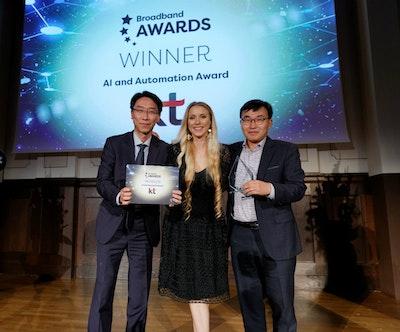 AI & Automation - WINNER: KT