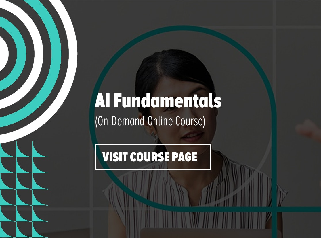 AI Fundamentals On-Demand Online Course