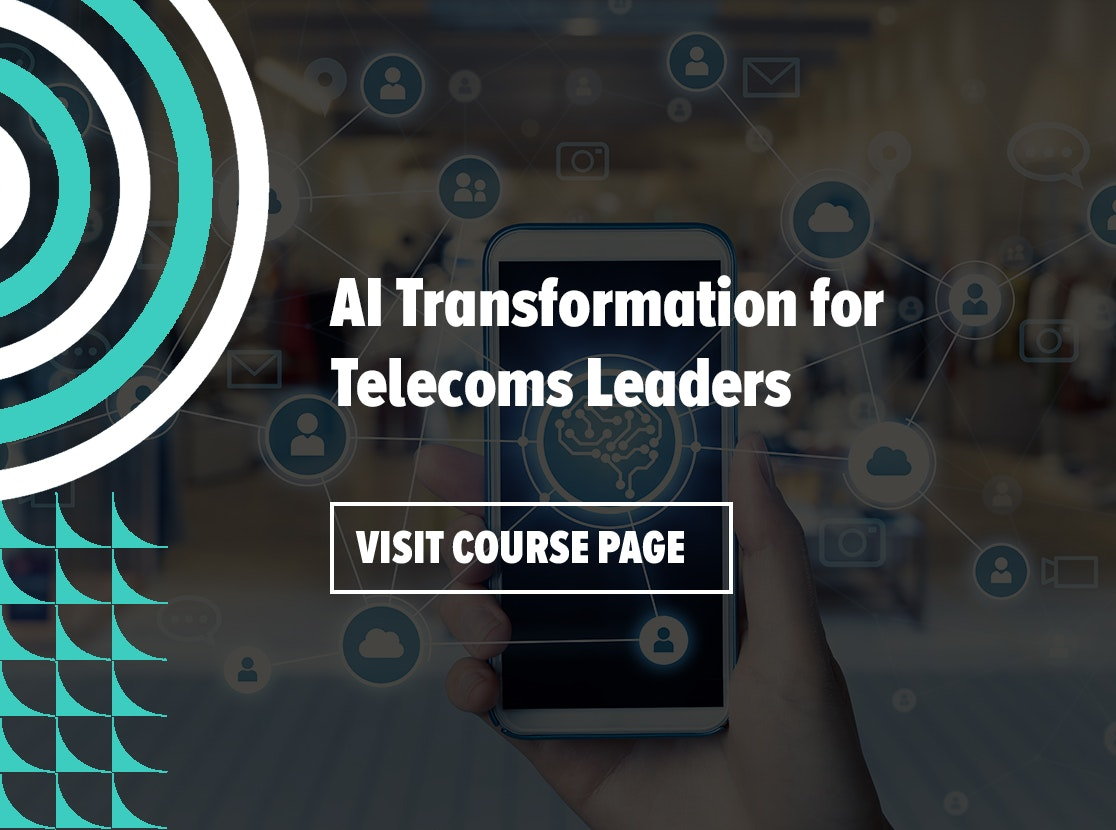 AI Transformation for Telecoms Leaders
