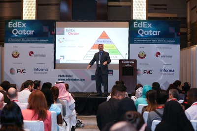 Find out how you can achieve your business objectives by sponsoring or exhibiting at EdEx Qatar