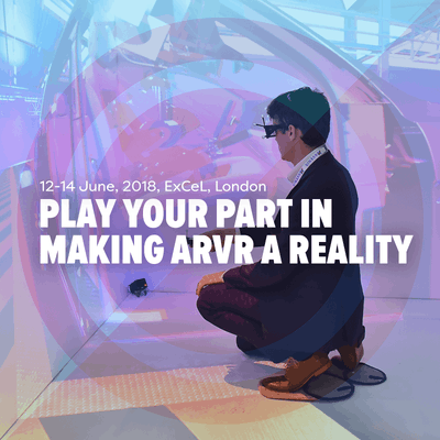 AR & VR World free visitor using new technologies