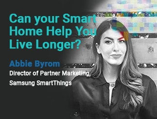 Abbie Byrom Samsung Smartthings