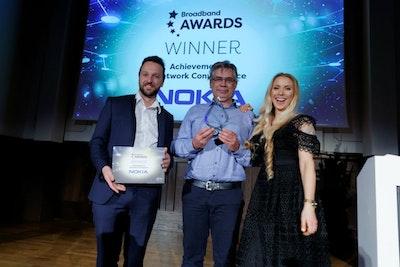 Achievement in Network Convergence - WINNER: Nokia