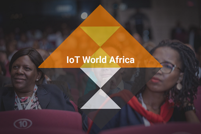 IoT World Africa at AfricaCom