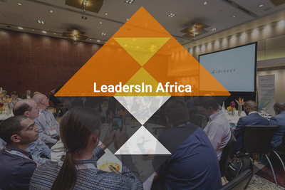 LeadersIn Africa at AfricaCom