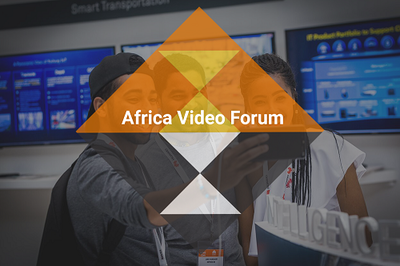 TV Connect Africa at AfricaCom