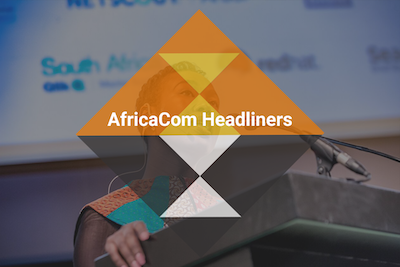 The AfricaCom Headliners