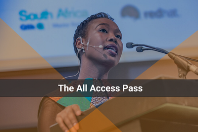 AfricaCom 2018 The All Access Pass