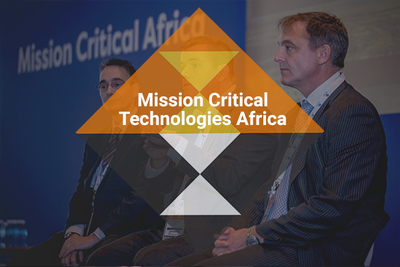 Mission Critical Technologies at AfricaCom