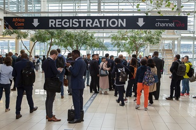 AfricaCom 2018 Registration