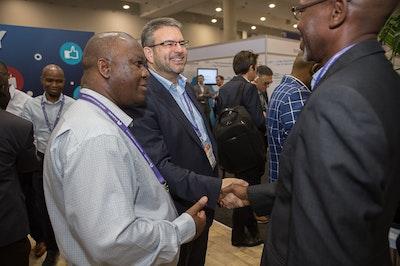 AfricaCom 2018 Exhibition Technology Arena