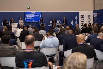 AfricaCom 2018 AHUB Technology Arena