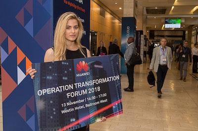 AfricaCom 2018 Exhibition