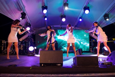 AfricaCom 2018 AFest | The Muses