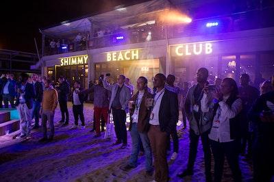 AfricaCom 2018 AFest | Shimmy Beach Club