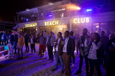 AfricaCom 2018 AFest | Shimmy Beach Club