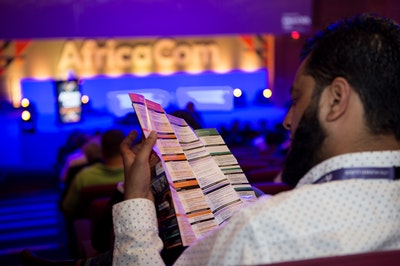 AfricaCom 2018 Headliners