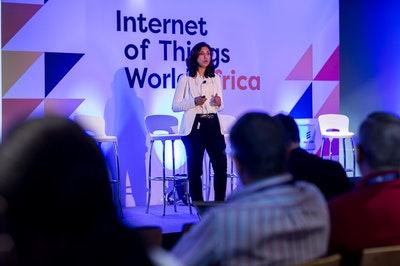 Internet of Things Africa, AfricaTech, AfricaCom