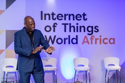 AfricaCom 2018 Internet of Things World Africa