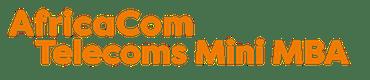 AfricaCom Telecoms Mini MBA