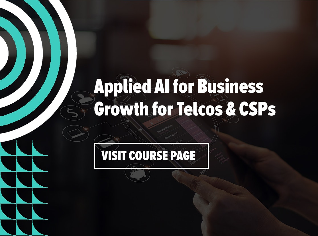 Applied AI for Business Growth for Telcos & CSPs