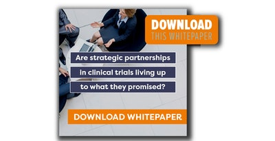 Are strategic partnerships in clinical trials living up to what they promised?