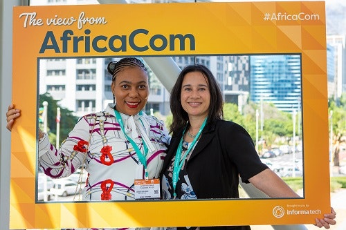 AfricaCom Attendees