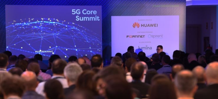 Full house at 5G Core Summit 2019