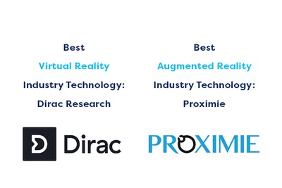 Best Virtual Reality Industry Technology - Dirac Research | Best Augmented Reality Industry Technology - Proximie