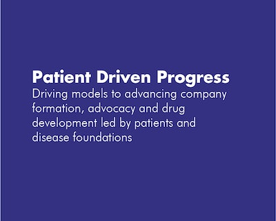 Patient Driven Progress