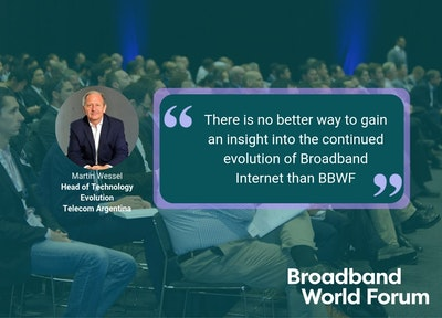 Broadband Forum, broadband conference, PON, 5G, FTTH, network security