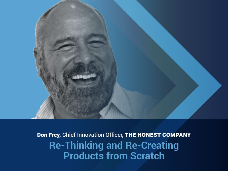 Back End of Innovation Don Frey The Honest Company