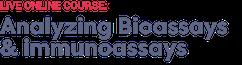 Analysing Bioassays And Immunoassays (US)