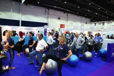 HRSE 2018: AXA Wellness Zone
