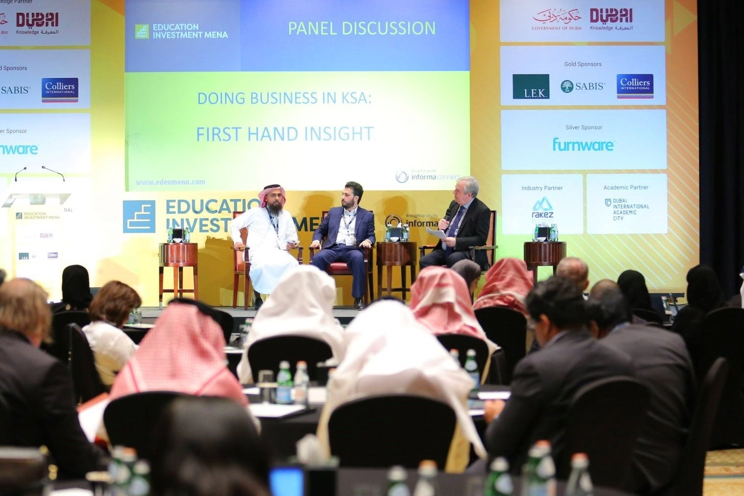 Engaging Panel Discussions