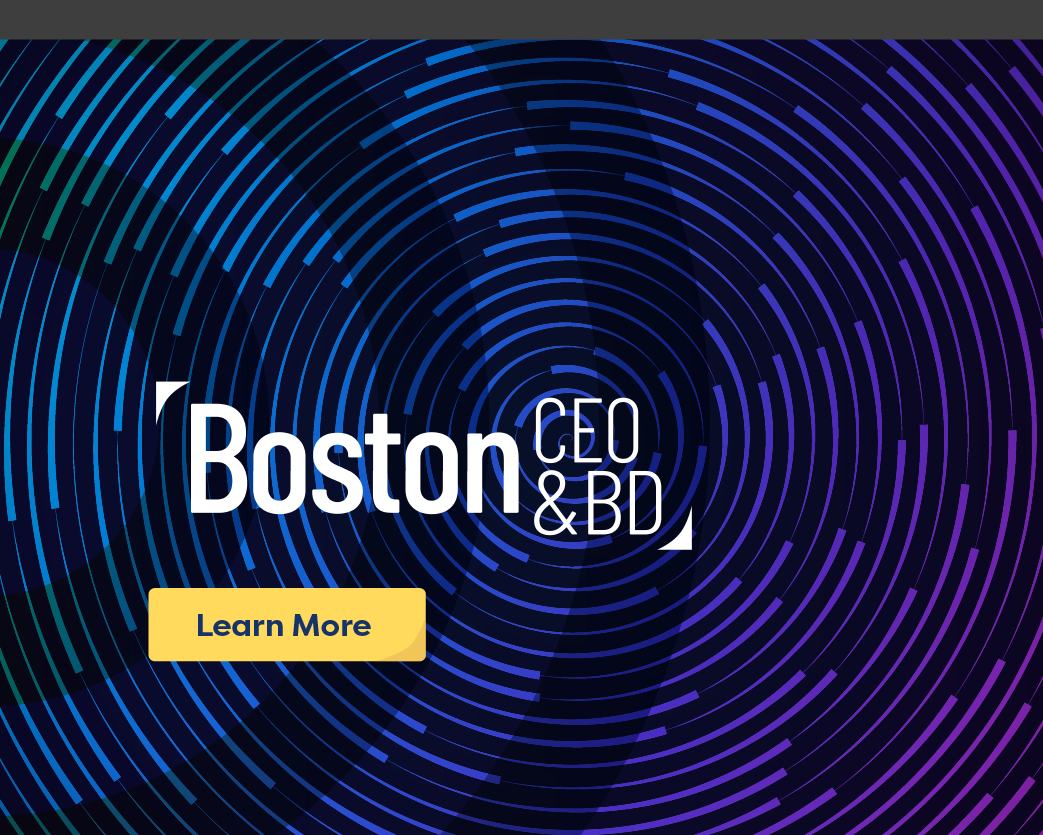 Boston CEO & BD