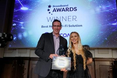 Best Home Wi-Fi Solution - WINNER: Qualcomm Technologies, Inc.
