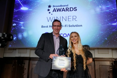 Best Home Wi-Fi Solution - WINNER: Qualcomm Technologies, Inc.