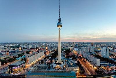 Berlin - Fernsehturm / TV Tower
